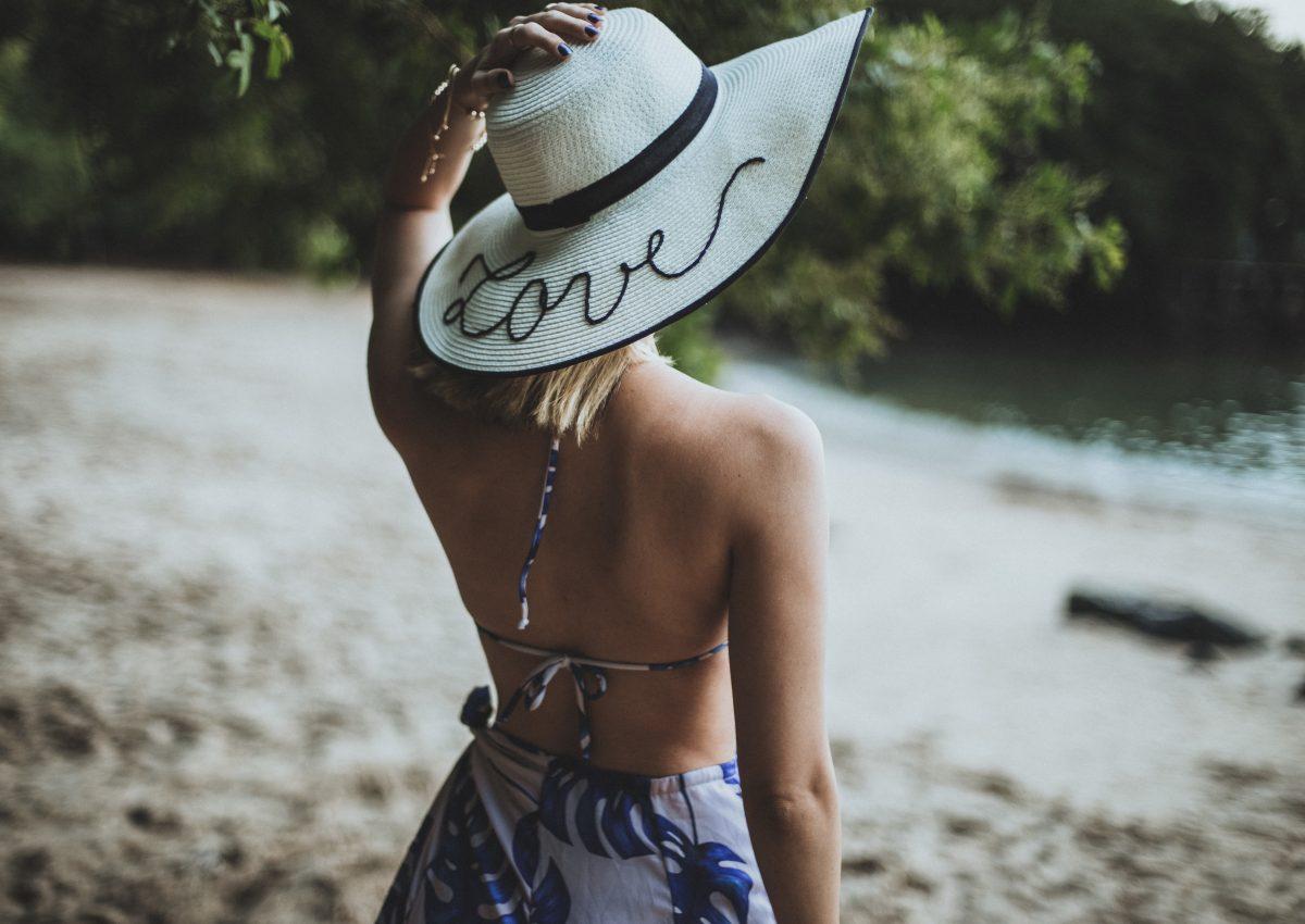 Pra você se inspirar: Meus Looks na Praia!